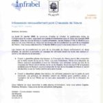 L'invitation des autorités pour le 31 janvier à 18h30