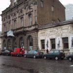 Gare du Luxembourg, décembre 2000