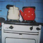 Cuisine de Koutchino, Nathalie Melis, Russie 2005