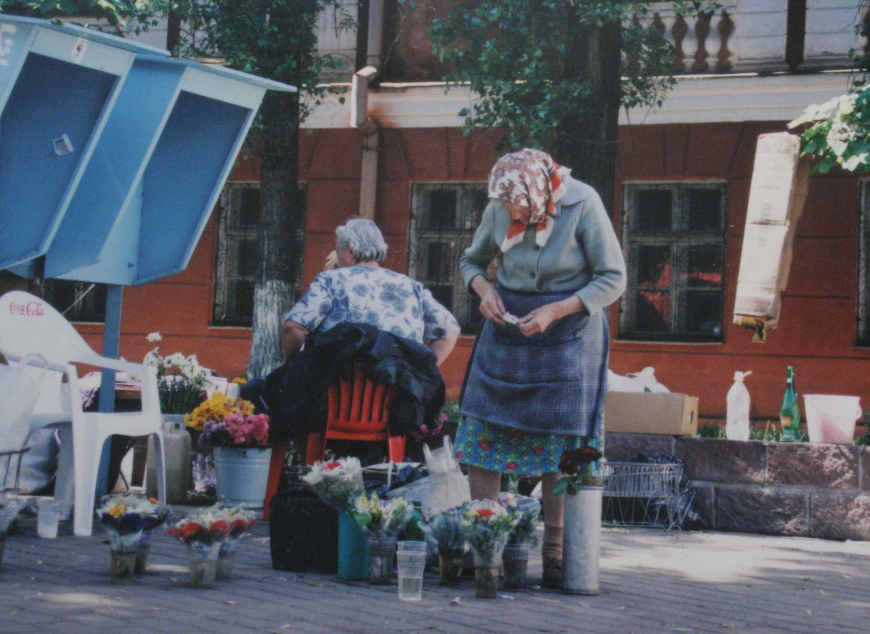 Voronej, Russie 2003, photo de Nathalie Melis