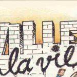 Le titre du journal de l'AQL, une idée de Benoît Lamy (C) Frank Pé