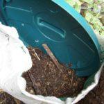 7. Compost prêt à l'emploi. N.M.