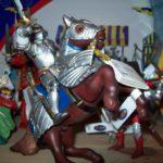 4. L'un des chevaliers de la maison.