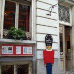 6. La façade de la Maison Chevalier.