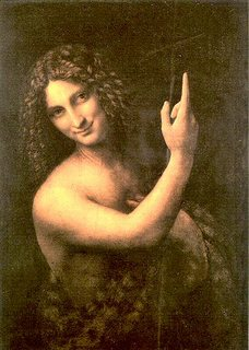 Saint-Jean Baptiste, un homme