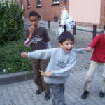 2. Les enfants du salon