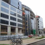 Un nouvel édifice à Schuman