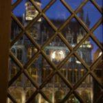 Hôtel de Ville sur la Grand-Place de Bruxelles. pseudo Jolanta