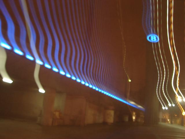 effet bâtard 2 bleu - photographie marcviane