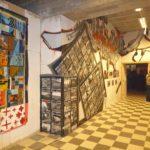 Hall d'entrée de l'ancienne-UOPC, 11/12/2009