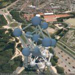 atomium 3 d / google