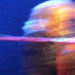Christophe Van Huffel, membre du groupe rock français Tanger.