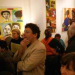 Présentation du Kabar lors de l'inauguration du site de l'AQL à la galerie Lumières d'Afrique