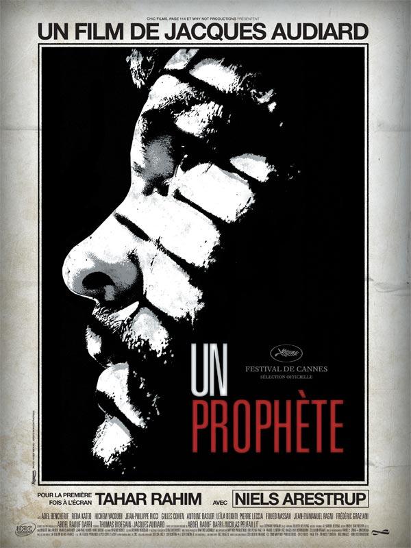 Un prophète, affiche du film