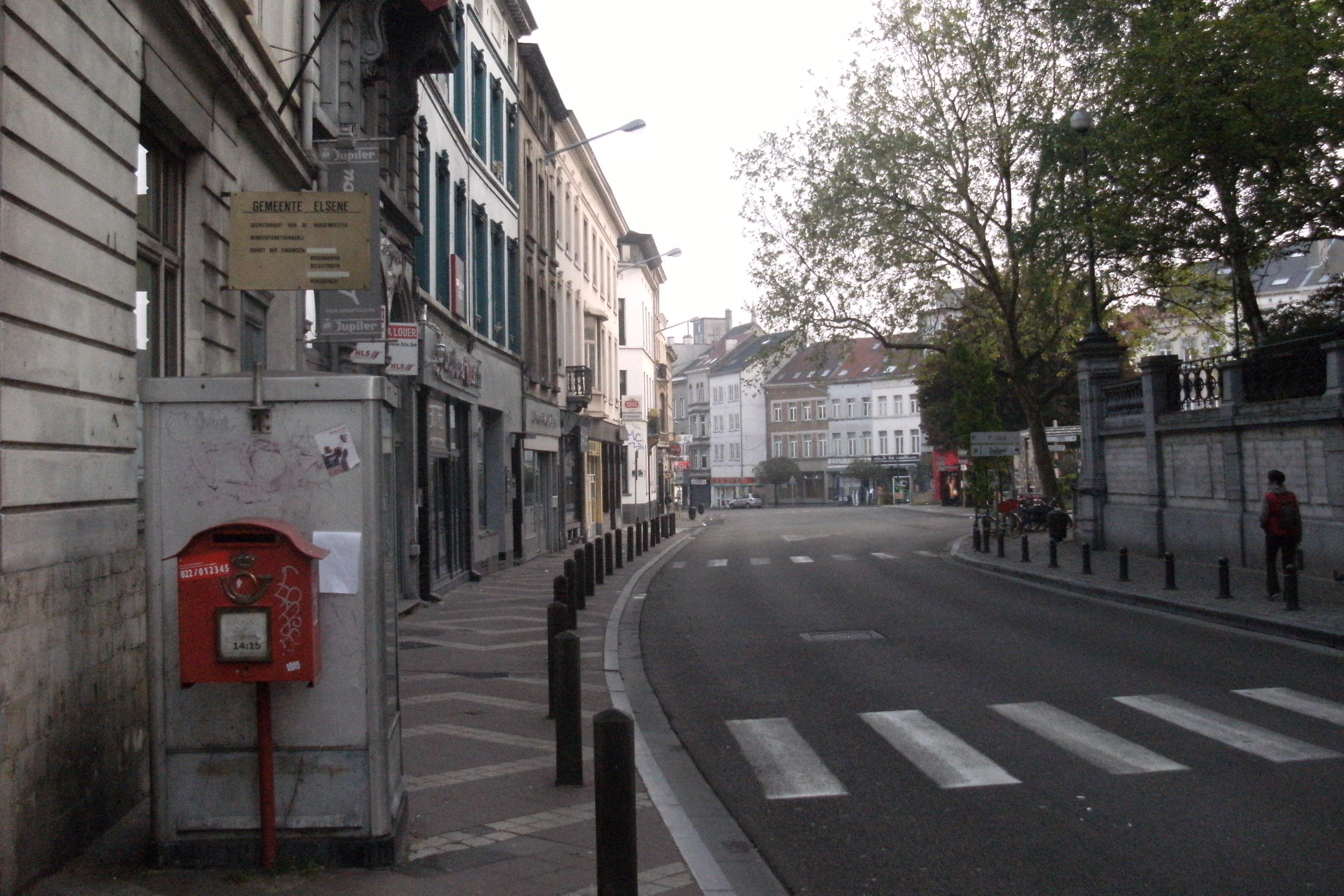 chaussée d'Ixelleq 1