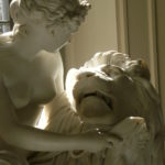 Le lion amoureux - Guillaume Geefs - détail