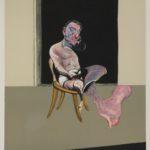 Francis Bacon, élément central de Tryptique