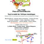 Afriquement Dingue 2012